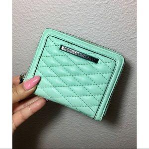 🌸 Rebecca Minkoff Mint Wallet 🌸